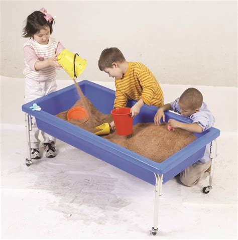 childrens factory sand  water table  lid walmart