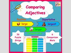 TICTAC COMPARATIVES AND SUPERLATIVES