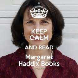 Margaret Peterson Haddix Books