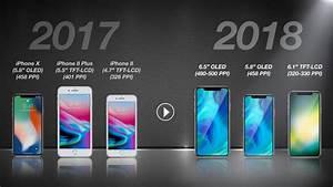 2018年のiPhoneは「iPhone X」と同じベゼルレスデザインで安価な端末も登場か? - GIGAZINE