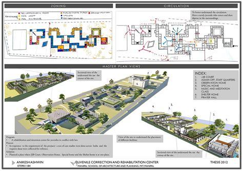 open space floor plans juvenile correction and rehabilitation centre on behance