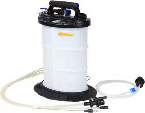 island kitchen and bath 6 litre pneumatic manual fluid extractor princess auto