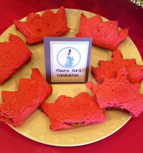 princesse cuisine princess food names archives events to celebrate