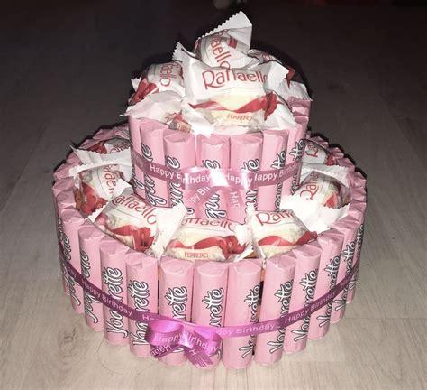 torte aus süßigkeiten basteln torte aus yogurette pr 228 sentk 246 rbe paw patrol birthday birthday und gifts
