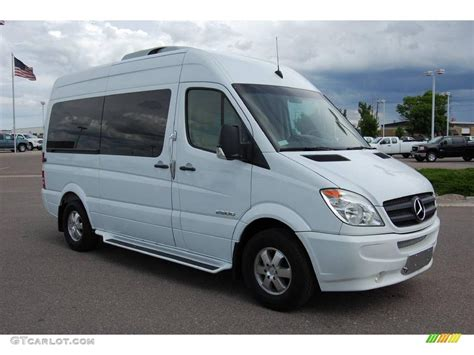 2007 Dodge Sprinter by 2007 Arctic White Dodge Sprinter 2500 High Roof