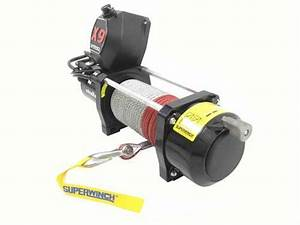 X9 Superwinch Delivers 9000 Lb Pulling Capacity With Remote Lifetime Warranty For Sale