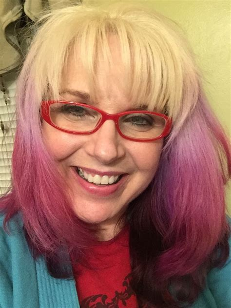 7 Women Over 50 On Why Theyre Dyeing Their Hair Crazy