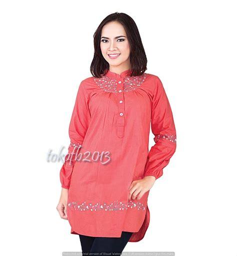 Blouse Atasan Wanita jual blouse atasan shj 939 blouse atasan kemeja top
