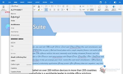 Office Free Edition by Portable Officesuite Premium Edition 2 2 Free