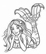 Colorir Sereia Youloveit Meerjungfrau Descendants Dreamhouse Coloringpagesonly Participar Recomendamos Artesanatototal sketch template