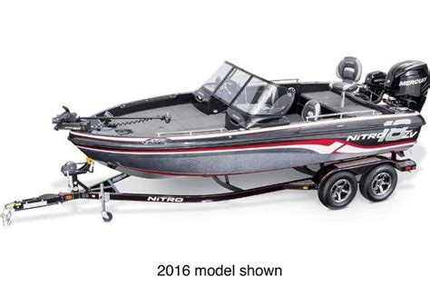 Boat Rental Peoria Il by 2017 Nitro Zv18 19 Foot 2017 Nitro Boat In East Peoria