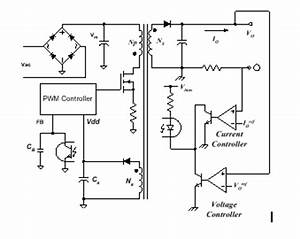 implementation of the primary side regulation in flyback With flyback circuit