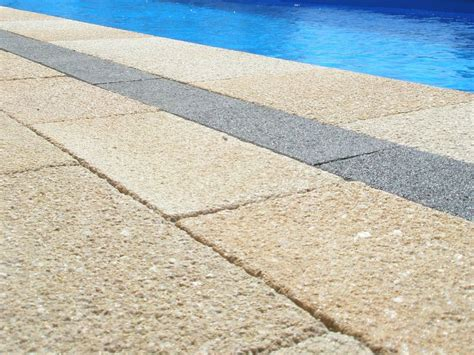 exposed aggregate patio stones icamblog
