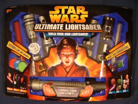 design your own lightsaber ulitmate lightsaber build your own lightsaber blue