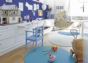 Runde Teppiche 250 Cm : die wohnwerkstatt kupferzell tretford interland rund gro mit vliesr cken in blau grau gr n ~ Bigdaddyawards.com Haus und Dekorationen