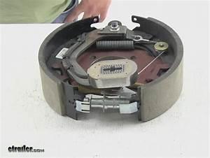 Dexter Electric Brake Assembly  Lh 12 4 U0026quot  X 3 8 U0026quot  Dexter