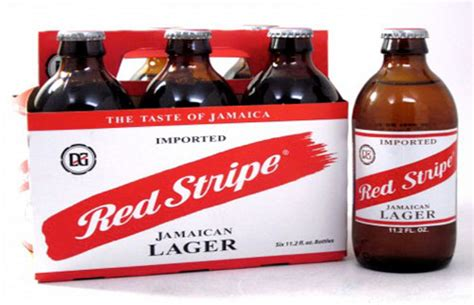Pre Order Your Ice Cold Red Stripe Beer for Jamaica