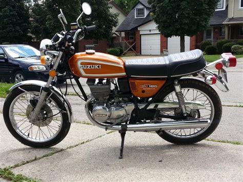 Suzuki Gt185 by What Is A 1974 Suzuki Gt185 Worth Page 2