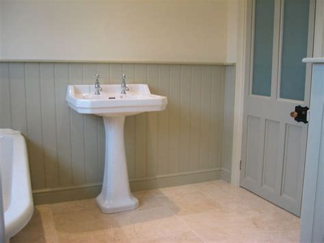 Bathroom Paneling Ideas by Tongue And Groove Paneling For The Home Bathroom