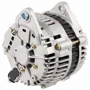 2004 Infiniti I35 Alternator 3 5l Engine 31