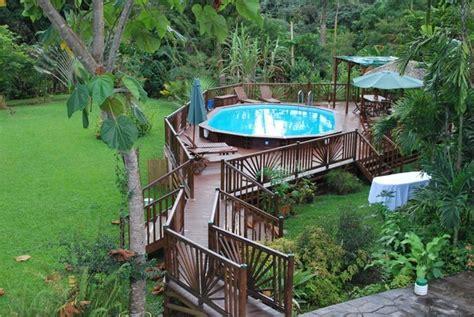 le palmaretum hôtel sarl brise océane bungalows table