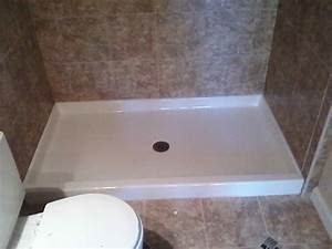 replacing shower pan bmpath furniture With replacing shower floor pan
