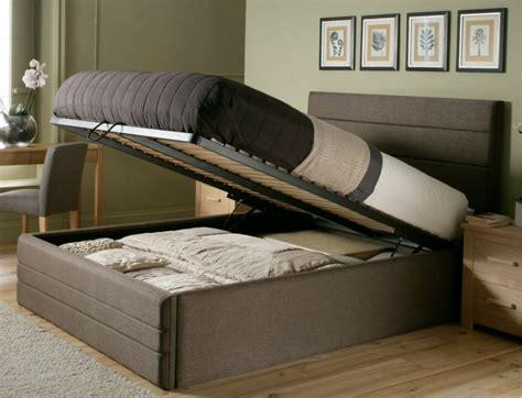 Bett Mit Aufbewahrung by Bett Mit Stauraum Eine Funktionelle Alternative Wie