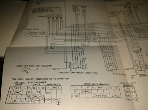 1977 Honda Ct70 Wiring Diagram by 1977 Ct70 Wiring Diagram Lilhonda