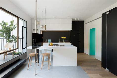 A Small Apartment Revamp In Tel Aviv By Maayan Zusman