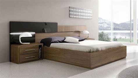 Foto Dormitorio Moderno Con Leds En Cabecero De Mobles