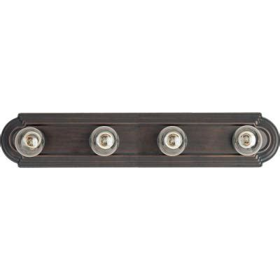 maxim lighting essentials 4 light oil rubbed bronze bath