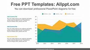 Area Chart List Powerpoint Diagram For Free