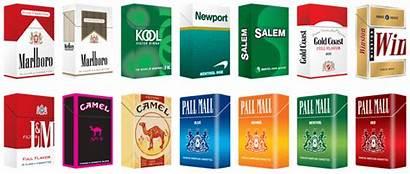 Cigarette Mall Pall Brands Taglines Marlboro Slogans