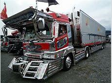 JPB:Dekotora Art truck of Japan Collection Japanese