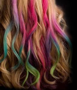 Hair Chalk Temporary Hair Dye Colour Kit Pastels Colours