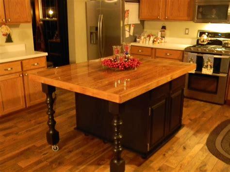 hand crafted rustic barn wood kitchen island  black