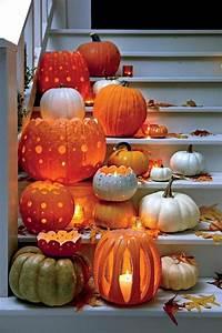 Comment Faire Une Citrouille Pour Halloween : 1001 id es coup de coeur pour faire une d coration citrouille parfaite halloween ~ Voncanada.com Idées de Décoration
