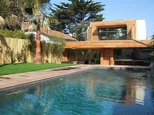 Bois Terrasse Piscine : terrasse en bois parquet plage de piscine marseille terrasses meynier ~ Melissatoandfro.com Idées de Décoration