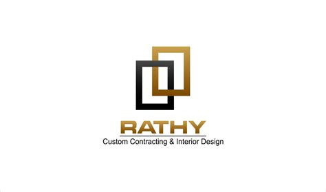 home interior design company logo maker for interior designer studio design
