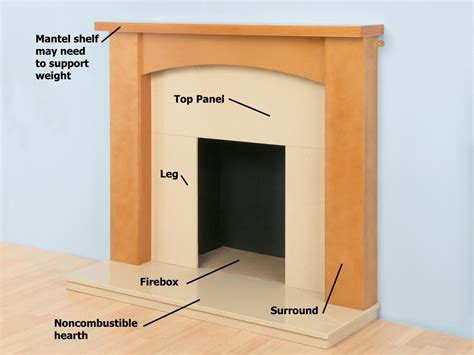 fireplace facing kits decor fireplace surround kits used fireplace mantels