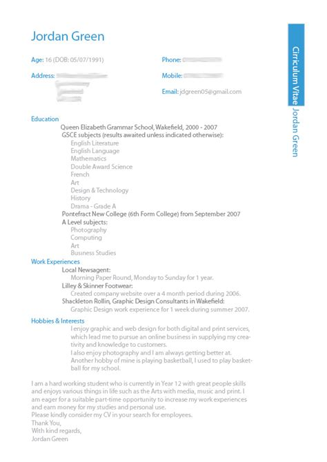 latest cv design sample  ms word format  pakistan