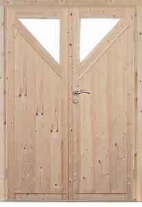 Gewindehülsen Für Holz : doppel t r kimi holz nachr stelement f r gartenh user holzh user nebeneingang vom garten ~ Orissabook.com Haus und Dekorationen