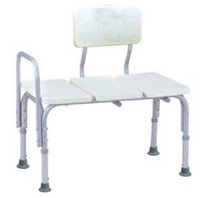 height transfer adjustable lightweight durable handicap shower chair