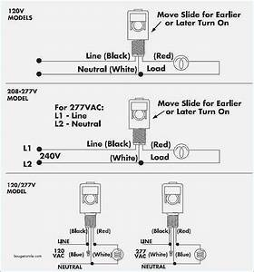 277 Volt Photocell Wiring Diagram