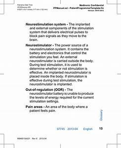 Medtronic 97745 97745 User Manual Part 1 Of 6