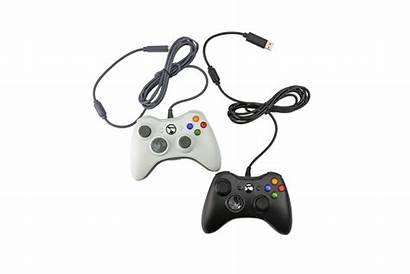 Xbox Cable Console Wired Gamepads Controller Microsoft