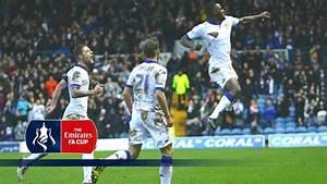 Leeds 2-0 Rotherham - Emirates FA Cup 2015/16 (R3)   Goals ...
