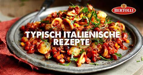 Italienische Rezepte » Bertolli
