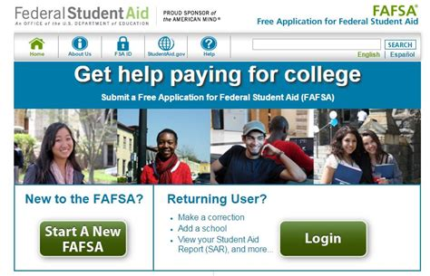 The 2016 Free Application For Federal Student Aid Is Now