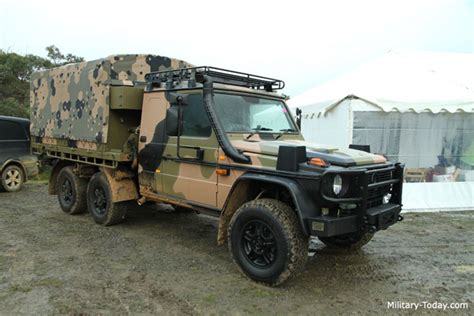 Find used trucks & trailers for sale: Mercedes-Benz G-Class 6x6 Light Utility Vehicle   Military ...